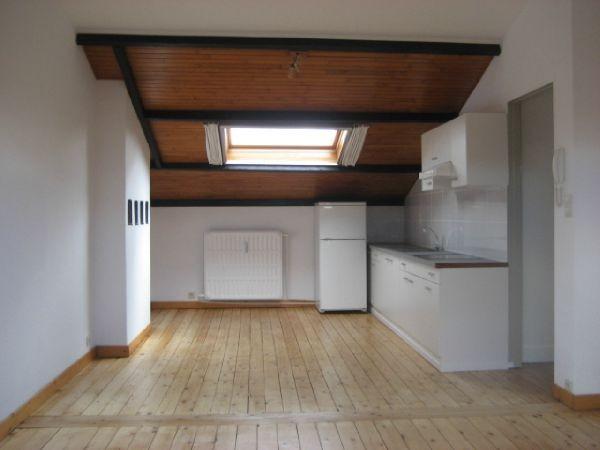 Flat/Studio with 2frontages for rentin Anvers auprix de 500€ - (4264156)