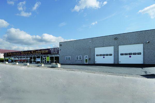 Entrepôt à louerà Péronnes-lez-Binche auprix de 47.520€ - (4339139)