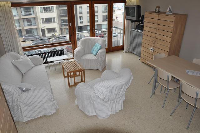 Belgique : locationde vacances -Appartement au prixde 0€ -(4463251)