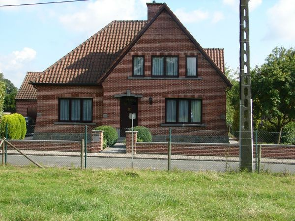 Villa van 4gevels te koopte Ternat voor410.000 € -(4503569)