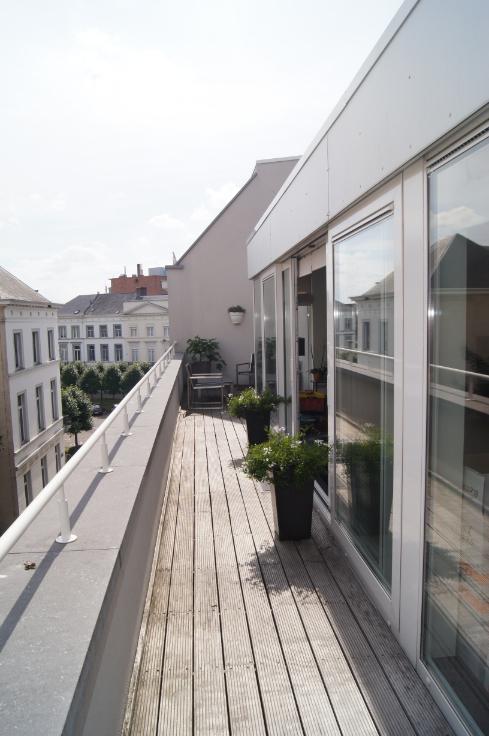 Penthouse de 3façades à louerà Malines auprix de 860€ - (4526503)