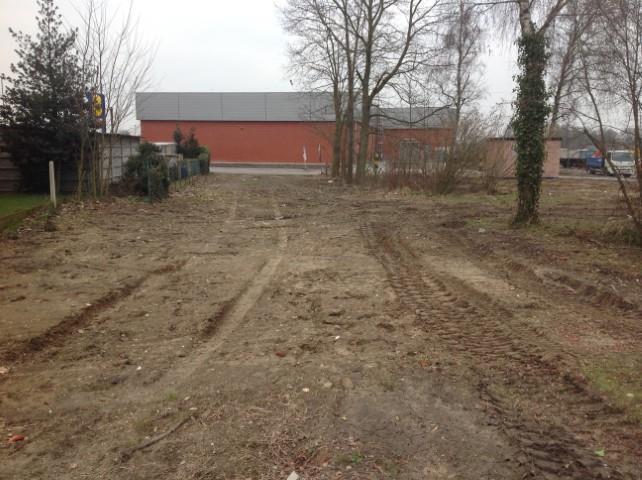 Terrain à bâtirde 4 façadesà vendre àPeer au prixde 105.000 €- (4666144)
