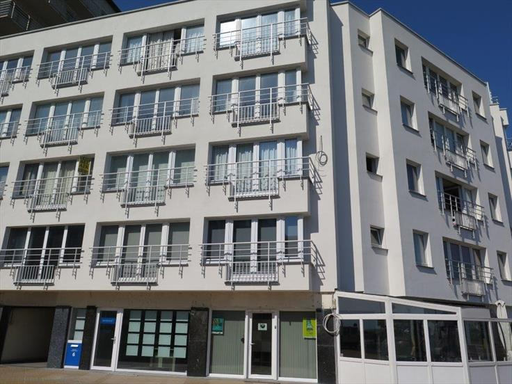 Flat/Studio de 2façades à vendreà Ostende auprix de 129.500€ - (4679862)