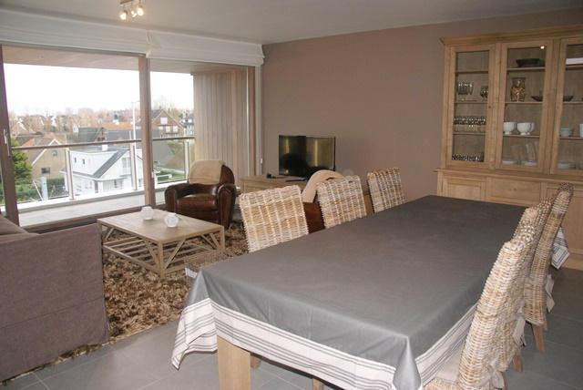 Belgique : locationde vacances -Appartement au prixde 0€ -(4750643)