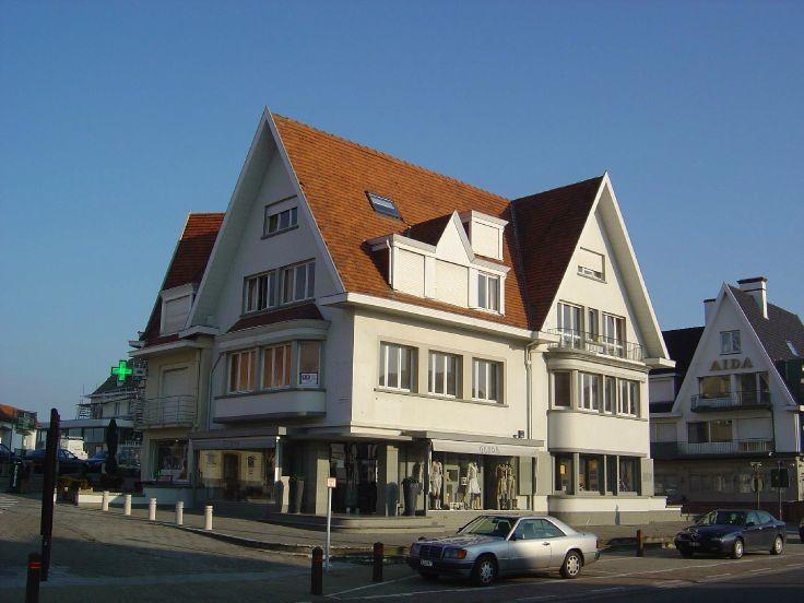 Belgique : locationde vacances -Appartement au prixde 0€ -(4751557)