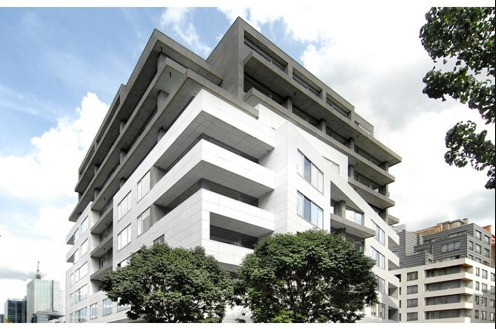 Appartement de 4façades à louerà Brussel -Stad au prixde 1.025 €- (4770355)