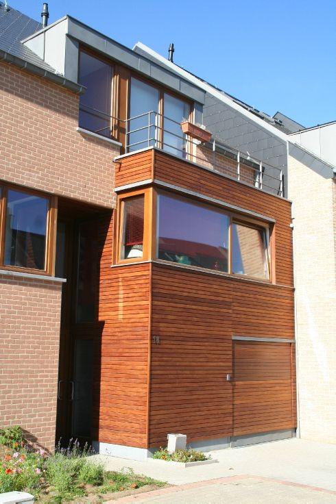 Flat/Studio van 1gevel te huurte Louvain-La-Neuve voor525 € -(4779237)