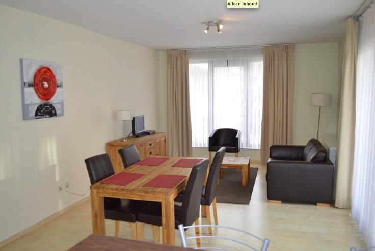 Appartement de 3façades à louerà Brussel -Stad au prixde 895 €- (4798042)
