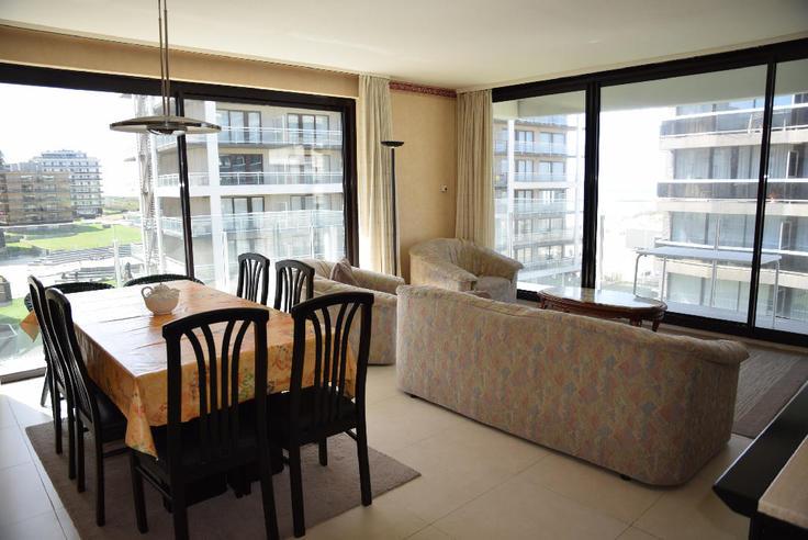 Belgique : locationde vacances -Appartement au prixde 0€ -(4813770)