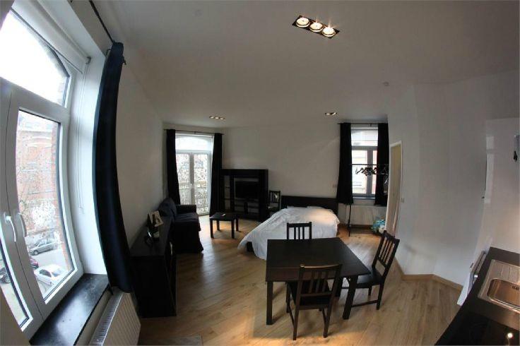 Flat/Studio van 3gevels te huurte Etterbeek voor700 € -(4844876)