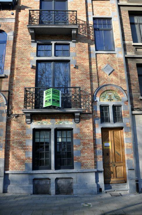 Appartement de 1façade à louerà Schaerbeek auprix de 700€ - (4849112)