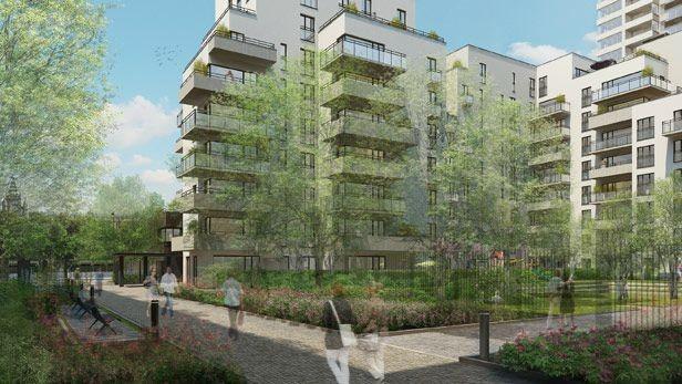 Appartement van 2gevels te huurte Bruxelles villevoor 1.250 €- (4850330)
