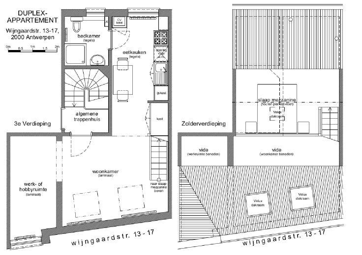 Appartement à louerà Anvers auprix de 575€ - (4858514)