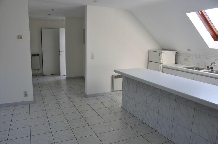 Appartement de 2façades à louerà Overijse auprix de 600€ - (4869762)