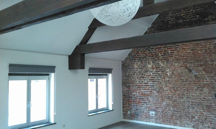 Appartement de 2façades à louerà Gand auprix de 795€ - (4876670)