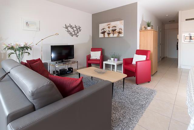 Belgique : locationde vacances -Appartement au prixde 0€ -(4883453)