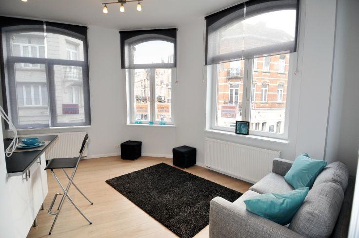 Appartement van 2gevels te huurte Etterbeek voor920 € -(4887029)