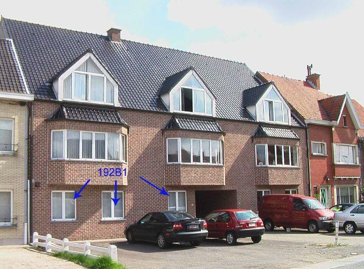 Rez-de-chaussée de 3façades à louerà Lokeren auprix de 675€ - (4926292)