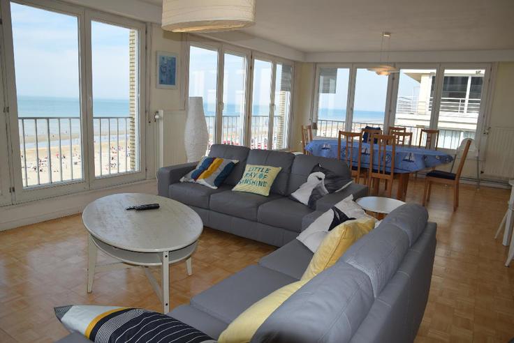Belgique : vakantiewoning- Appartement voor0€ - (4980708)