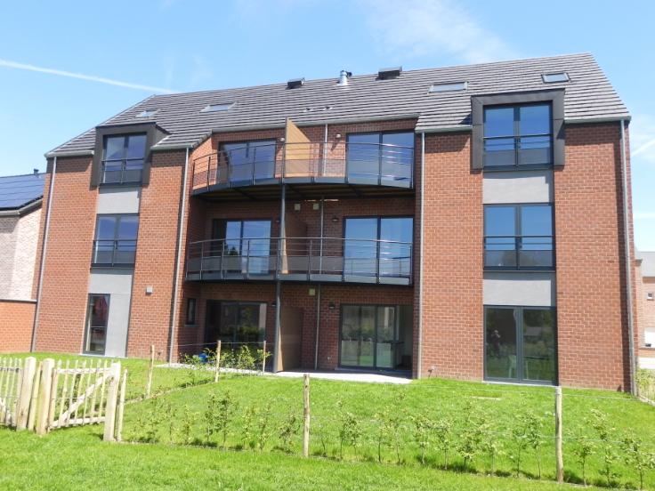 Duplex van 3gevels te huurte Gembloux voor950 € -(4984255)