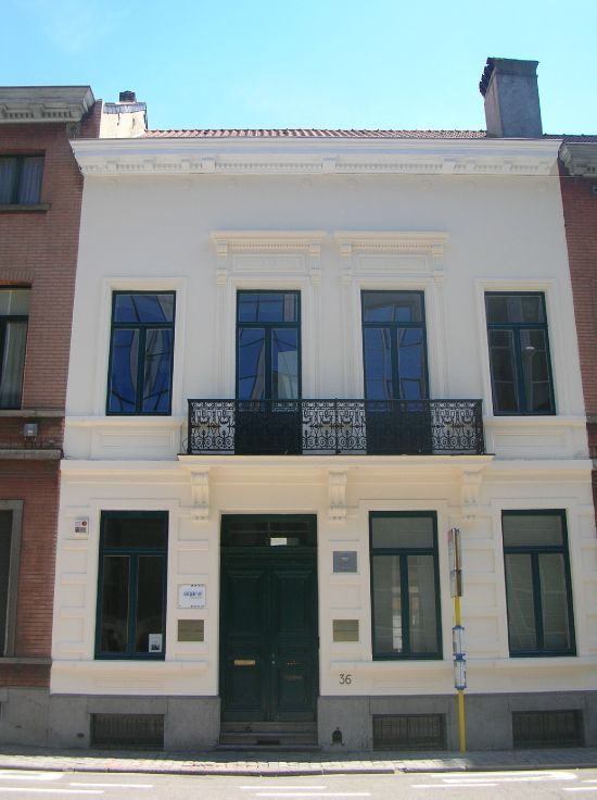 Bureaux van 2gevels te huurte Etterbeek voor6.000 € -(5031284)