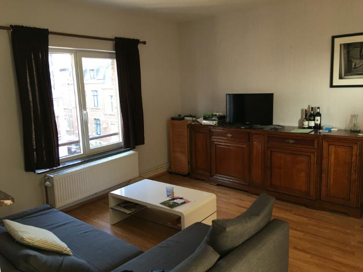 Appartement van 2gevels te huurte Liège voor580 € -(5032188)