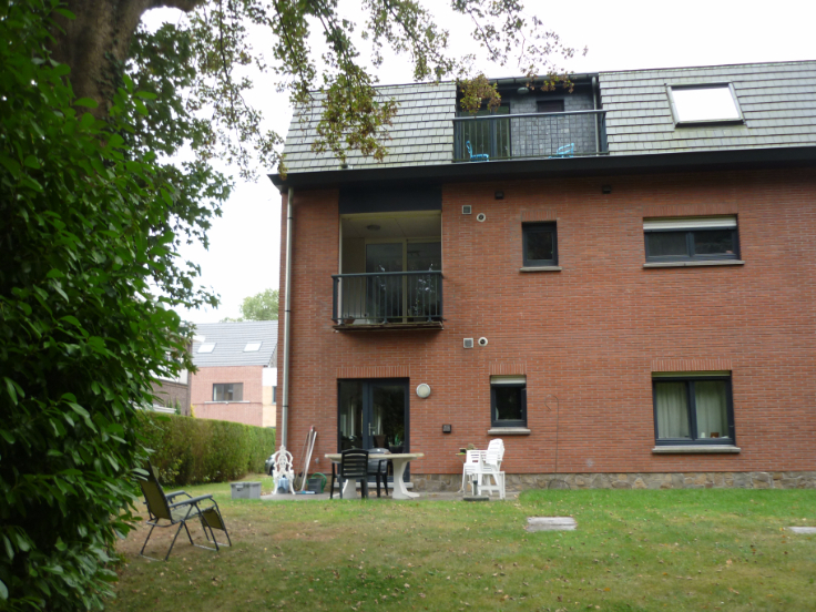 Appartement van 4gevels te huurte Gand voor850 € -(5056050)