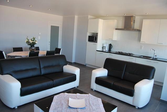 Belgique : locationde vacances -Appartement au prixde 0€ -(5099732)