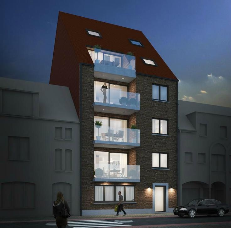 Appartement for salein Blankenberge auprix de 258.300€ - (5101640)