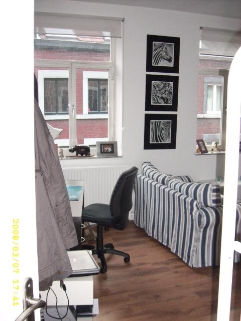 Flat/Studio de 1façade à louerà Liège auprix de 425€ - (5107644)