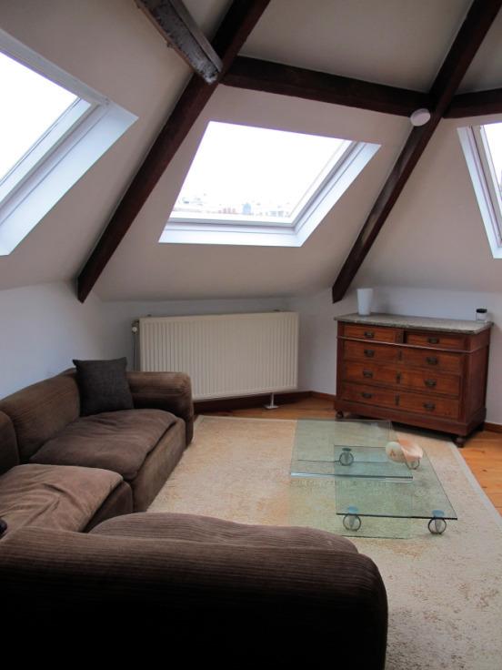 Penthouse de 3façades à louerà Etterbeek auprix de 775€ - (5143073)