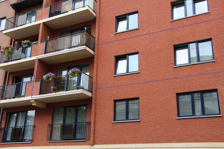Appartement de 1façade à louerà Liège 2au prix de750 € -(5147281)