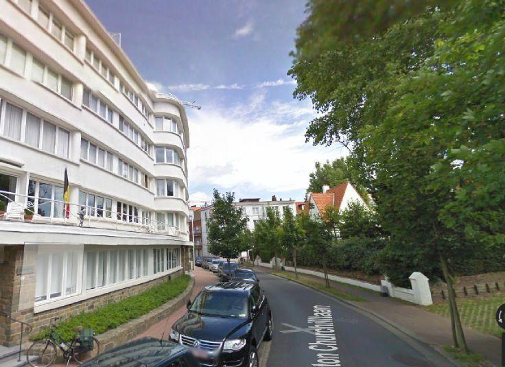 Appartement de 2façades à louerà Knokke-Heist auprix de 875€ - (5180102)