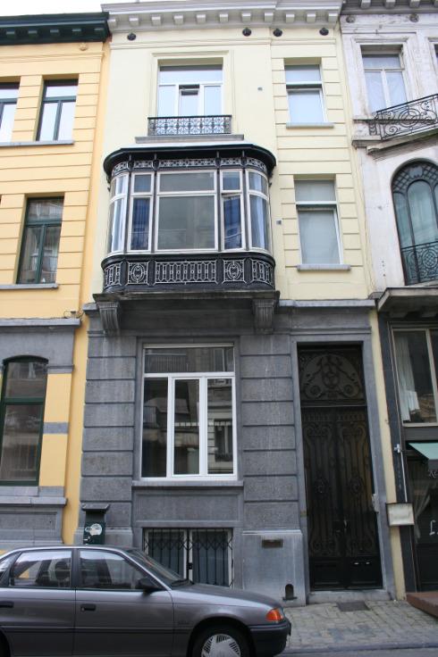 Appartement de 2façades à louerà Bruxelles villeau prix de700 € -(5199961)
