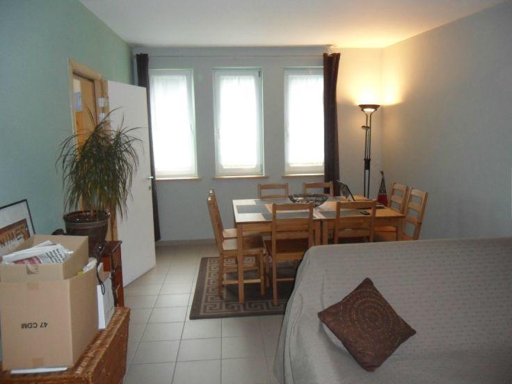 Appartement de 2façades à louerà Namur auprix de 625€ - (5223171)