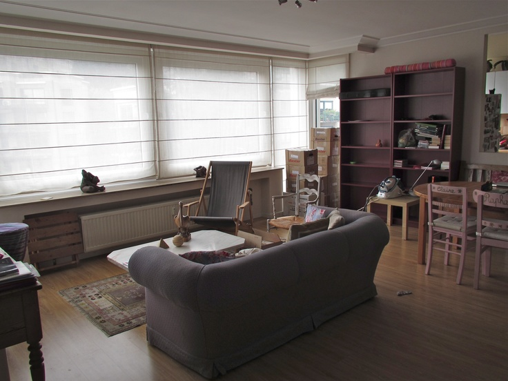 Appartement de 2façades à louerà Uccle auprix de 1.050€ - (5223238)