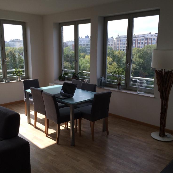 Appartement van 3gevels te huurte Schaerbeek voor975 € -(5271889)