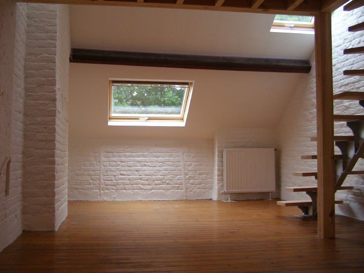 Appartement de 2façades à louerà Ixelles auprix de 700€ - (5300137)