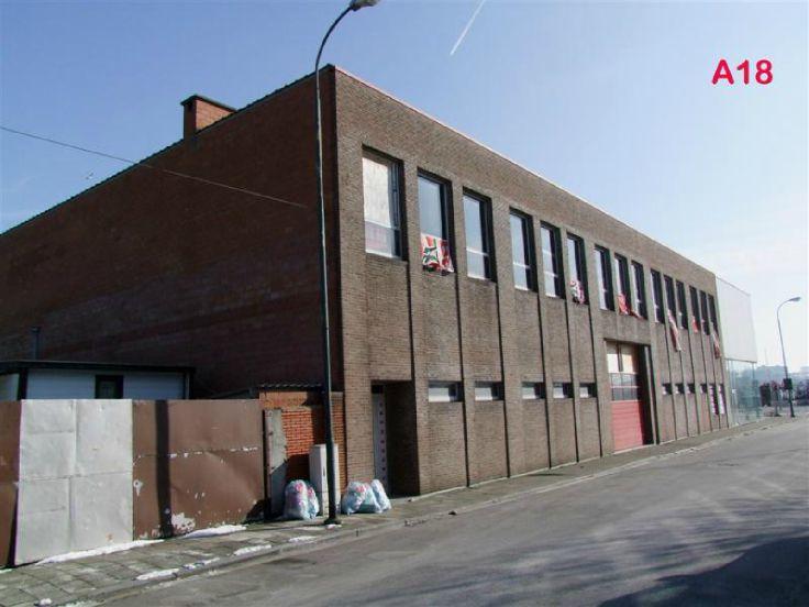 Entrepôt van 2gevels te huurte Neder-over-Heembeek voor53.200 € -(5305098)