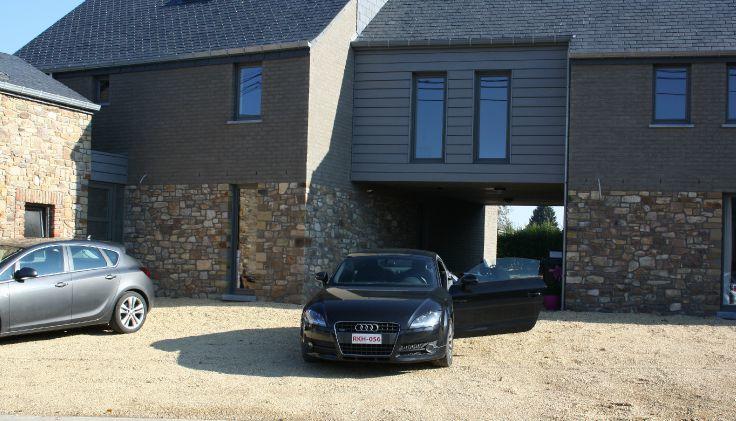 Duplex van 3gevels te huurte Courrière voor800 € -(5305541)