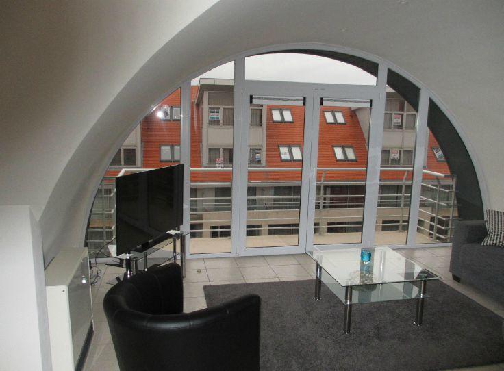 Belgique : locationde vacances -Penthouse au prixde 0€ -(5318691)