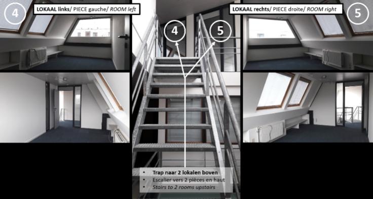 Immeuble mixte van2 gevels tehuur te Tervurenvoor 9.960 €- (5345333)