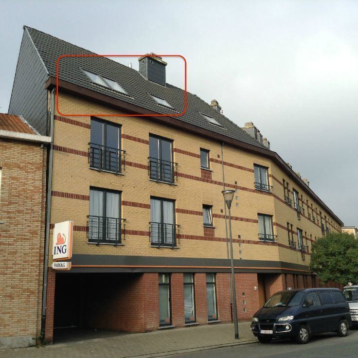 Flat/Studio à louerà Anderlecht auprix de 640€ - (5346636)