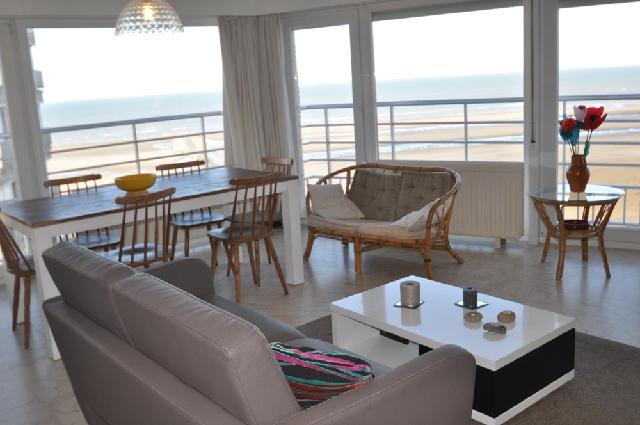Belgique : locationde vacances -Appartement au prixde 0€ -(5351665)