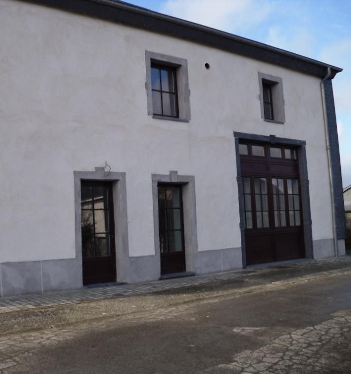 Rez-de-chaussée van 3gevels te huurte St-Médard voor550 € -(5354966)