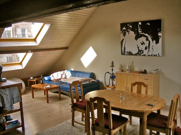 Flat/Studio de 2façades à louerà Louvain auprix de 540€ - (5391540)