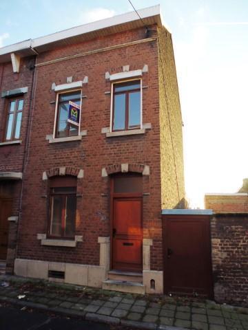 Maison with 3frontages for salein Liège Chênéeau prix de100.000 € -(5401054)