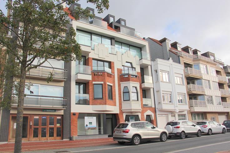 Appartement de 2façades à vendreà Knokke auprix de 330.000€ - (5425480)