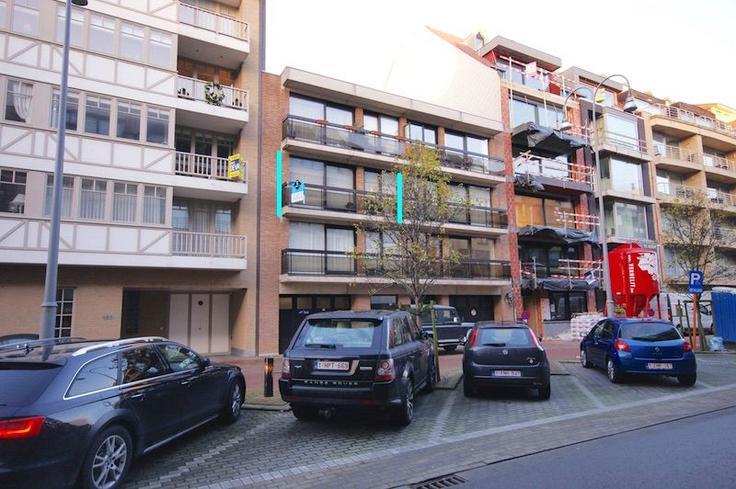 Appartement à vendreà Knokke-Heist auprix de 398.000€ - (5436660)