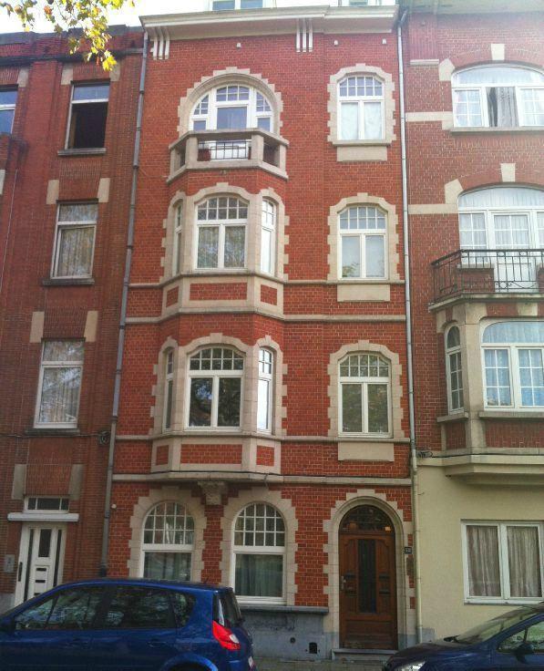 Appartement de 2façades à louerà Jette auprix de 790€ - (5454469)